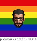 LGBT community member 18578316