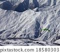 mountain, paraglider, paragliding 18580303