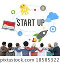 business goals growth 18585322