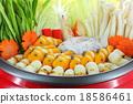 Sukiyaki pot. 18586461