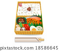 便当 午餐盒 营养品 18586645