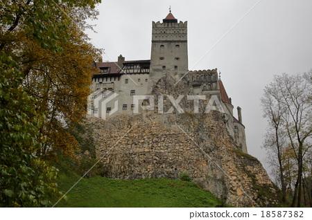 Bran Castle 18587382
