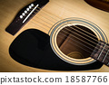 guitar 18587766