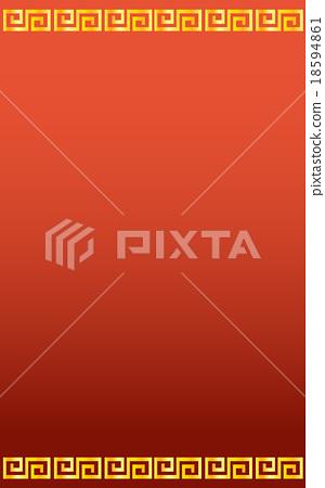 Chinese style background 18594861