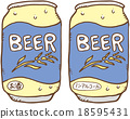 can of beer, drink, potable 18595431