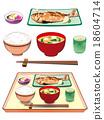 日式料理 和食 日本菜餚 18604714