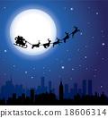 background, christmas, holiday 18606314
