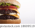 Double Cheeseburger 18609519