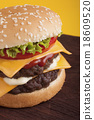 Double Cheeseburger 18609520