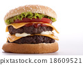 Double Cheeseburger 18609521