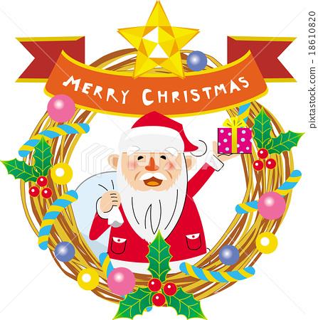 크리스마스리스 18610820