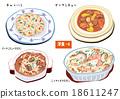炒飯 燉牛肉 西餐 18611247