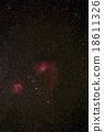 성운, 가을, 천체 18611326