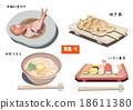 日本食品 日本料理 日式料理 18611380