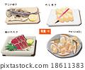 日本食品 日本料理 日式料理 18611383