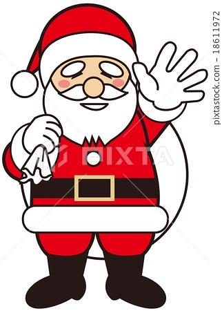 圣诞老人 18611972