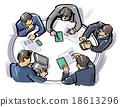 商務會議 18613296