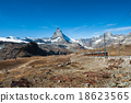 Gornergrat train and Matterhorn, Switzerland 18623565