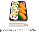 商業壽司 18624267