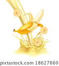 香蕉 甜蜜 甜 18627660