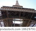 法国巴黎埃菲尔铁塔 18629791