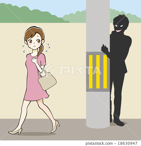 Women and stalkers 18630947