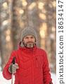Nordic skiing 18634147