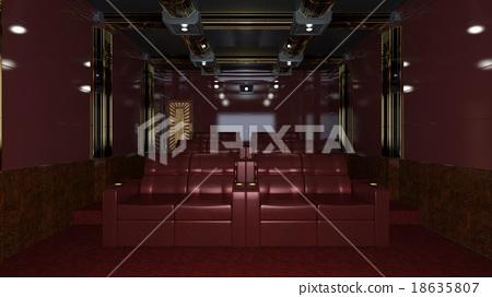 Theater Room 18635807