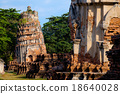 ayutthaya destroyed ruins 18640028