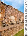 ayutthaya destroyed ruins 18640177