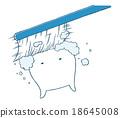 牙膏 牙粉 牙齿 18645008