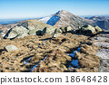 Dumbier is highest peak of slovak mountains Low Tatras, Slovakia 18648428