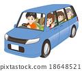 驾车 外出 车辆 18648521