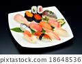 寿司 食物搭配 寿司球 18648536