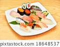 寿司 食物搭配 寿司球 18648537