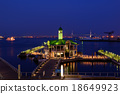 夜景 街道(店铺和房屋) 未来港 18649923
