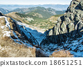 View from the ridge of the Low Tatras 18651251