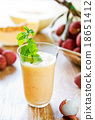Lychee with Melon smoothie 18651412