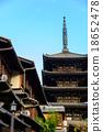 kyoto eight-story pagoda 18652478