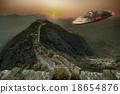 UFO in China. 18654876