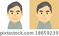 插圖 插畫 人 18659239