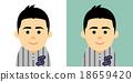 illustration, male, man 18659420