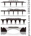 鋼軌 軌道 鐵路 18662264