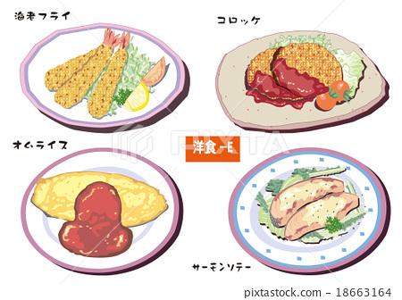 Western food - E 18663164