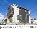 단독주택, 주택, 주택가 18663840