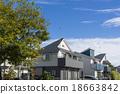 단독주택, 주택, 주택가 18663842