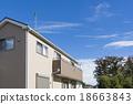 단독주택, 주택, 주택가 18663843