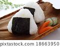 飯糰 三角飯糰 食品 18663950