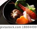 日本年糕湯 索尼 雜煮 18664499