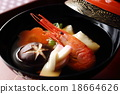 일본 떡국, 일본식 떡국, 조니 18664626